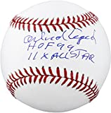 Orlando Cepeda San Francisco Giants Autographed Baseball with HOF 1990, 11 x All-Star Inscription - Fanatics Authentic Certified