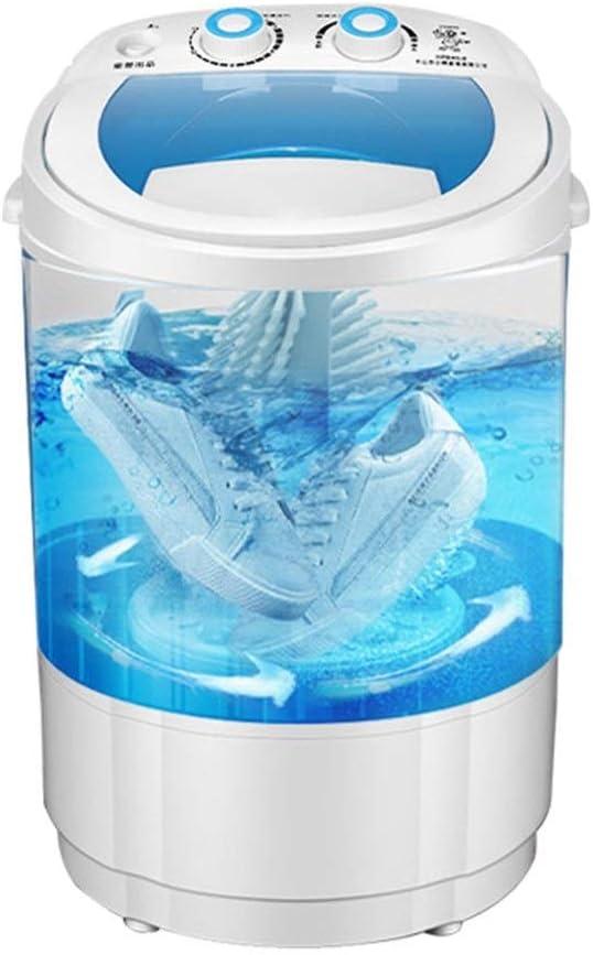 PNYGJM Zapatos del hogar máquina portátil Inteligente Lazy automático de desinfección Zapatos Lavadora for el Lavado de Zapatos de Gimnasia Poseer Olor Eliminación (Color : A)