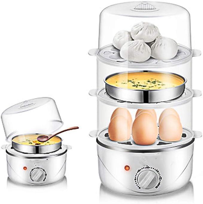 Cocina de huevo, olla de huevos multifunción, automático ...