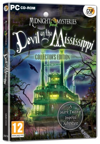 Midnight Mysteries: Devil on the Mississippi (PC CD) ()