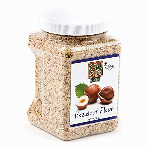 Flours & Meals 1 LB Jars - Oh! Nuts (Ground Hazelnuts 2 ()