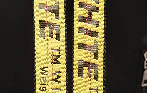 The Korean Black Leisure Ribbon Version Backpack FZHLY Of Shoulder Bag Large Capacity At0Udqxn