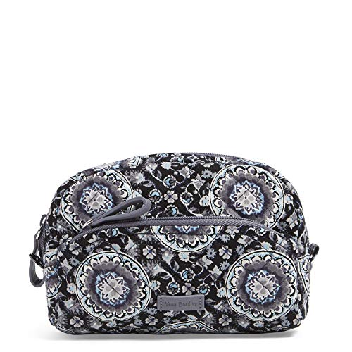 Vera Bradley Iconic Mini Cosmetic,  Signature Cotton, One Size