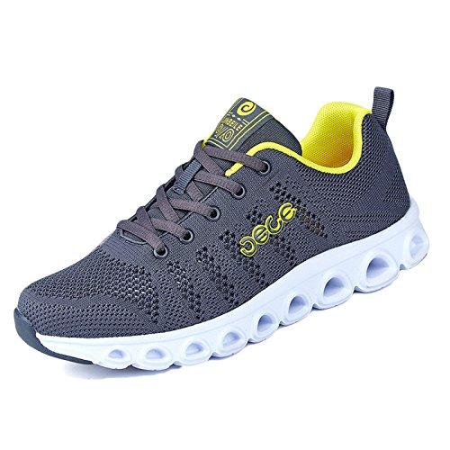 c75f39f5d6db9 Barato Señoras Senderismo Zapatos Mujeres Ligero Caminar Zapatos Zapatos  Deportivos Malla Transpirable Casual Luz Plana Zapatillas