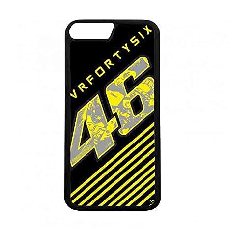 Valentino Rossi Motor Hülle,Rossi Motor Gp Yamaha Logo Handy Hülle für Apple iPhone 7