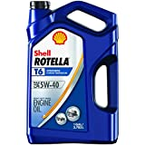 Rotella T6 Synthetic Motor Oil