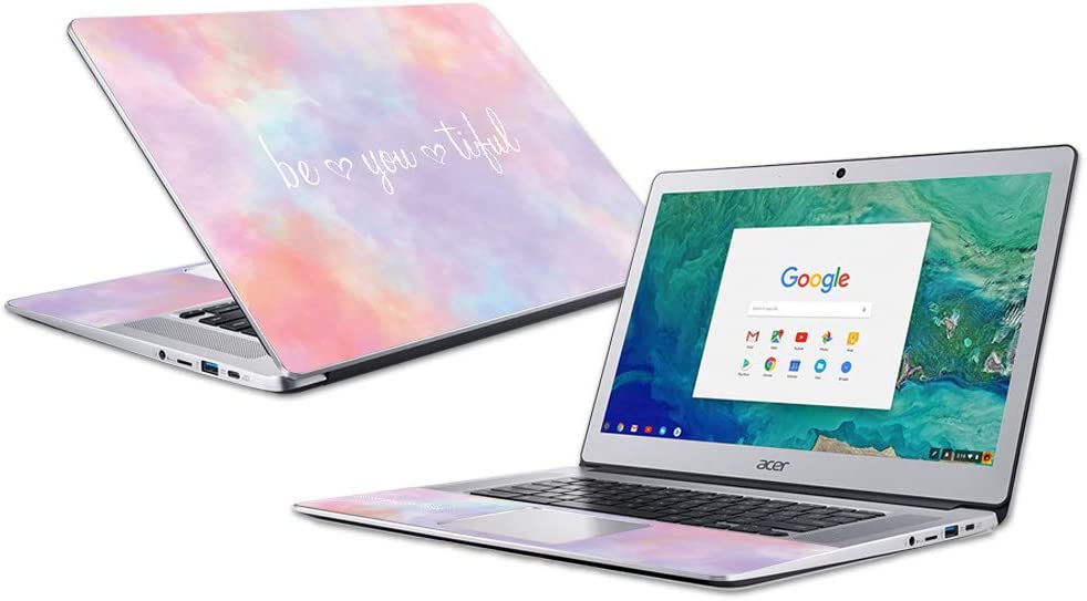 """Mightyskins Skin Compatible with Acer Chromebook 15"""" (2018) - BeYouTiful 
