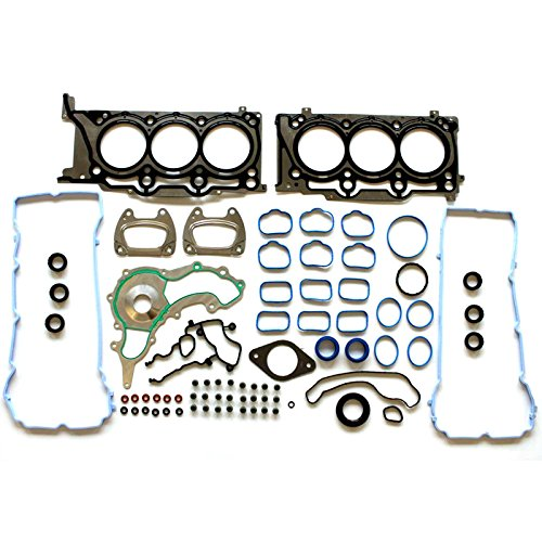 ECCPP Head Gasket Set for Jeep Wrangler Ram 1500 Dodge Durango 3.6L 220Cu V6 DOHC