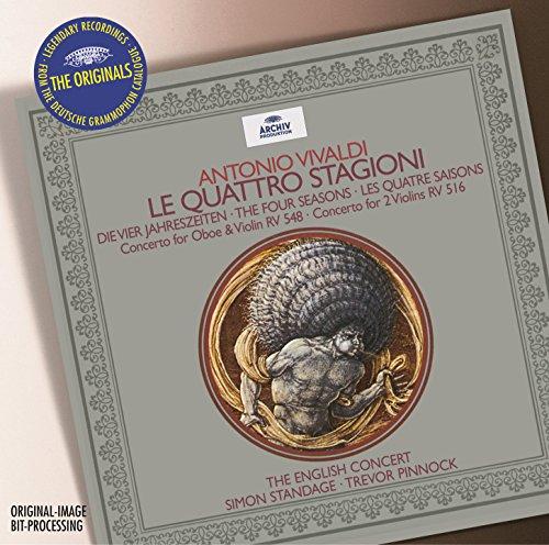 (Vivaldi: The Four Seasons; Concerto for Oboe & Violin RV 548; Concerto for 2 Violins RV 516)