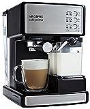 Mr.Coffee BVMCEM6601J Cafe Barista Espresso and Cappuccino Maker Silver 100V Coffee Machine