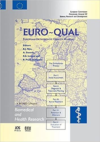 Book EURO-QUAL: European Orthodontic Quality Manual (Biomedical and Health Research)