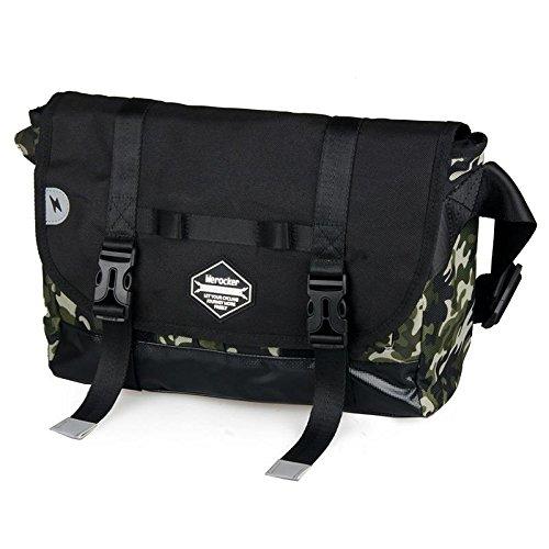 ZGB deportes de camuflaje bolsa bolsa de mensajero hombre montado en bandolera diagonal paquete mochilas mochila de ocio mochila de camuflaje