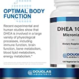 Douglas Laboratories - DHEA 10 mg - Micronized to