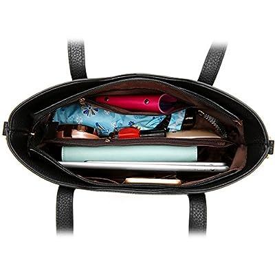 TcIFE Women Top Handle Shoulder Handbags Tote Purse