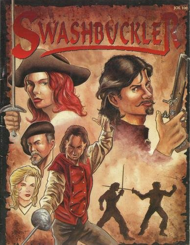 Swashbuckler (Role-playing game, JOL 100)