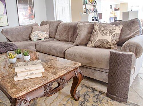 Sofa Scratcher Cat Scratching Post & Couch Corner