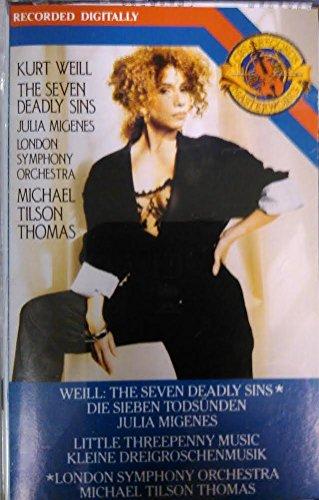 Seven Deadly Sins/Weill - Kurt Sins The Deadly Weill Seven
