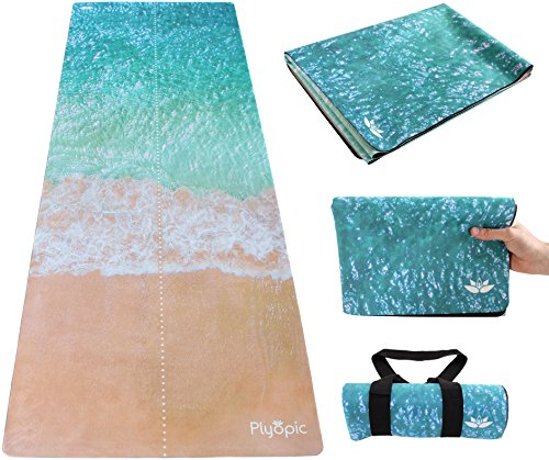 Luxury Sweat Grip Mat Towel: Top 10 Best Breathe Yoga Mat Towel: Which Is The Best One