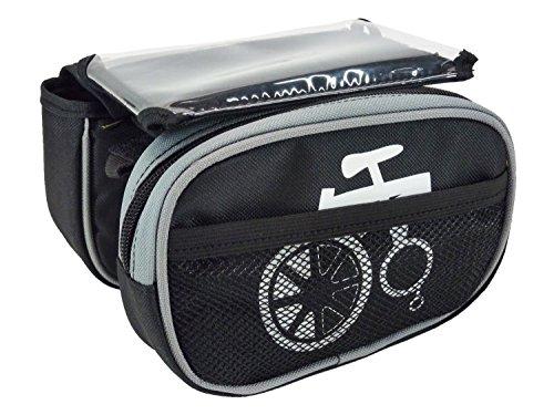 Dahon Bolsa Tubo Superior del Cuadro Bicicleta Plegable Sherpa Bag: Amazon.es: Deportes y aire libre
