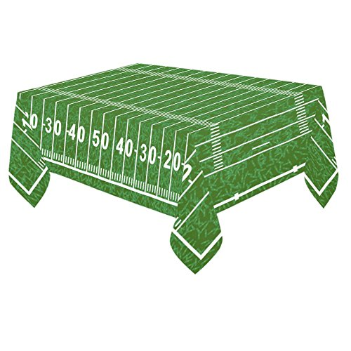 NFL Football Field Tablecloth - 3 Sizes
