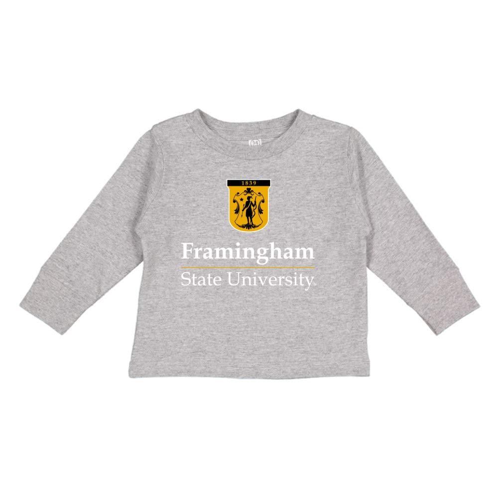 NCAA Framingham State Rams PPFRU07 Toddler Long-Sleeve T-Shirt