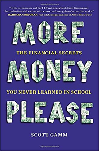 More Money Please Book Cover