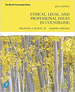 MyLab Counseling with Pearson eText -- Access Card -- for Ethical, Legal, and Professional Counseling