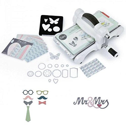 Sizzix Big Shot Starter Kit - Wedding Edition by Youdoit