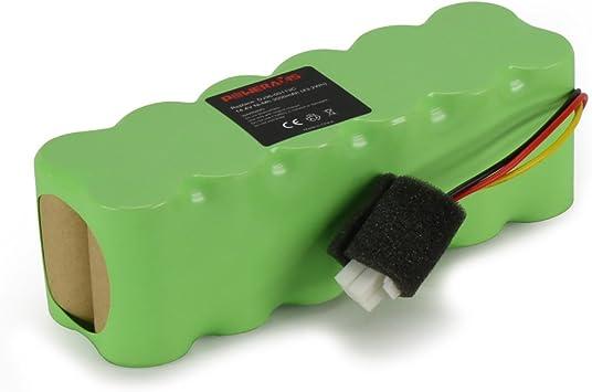 Bateria Navibot SR8855,POWERAXIS DJ96-00136B,DJ96-00113C 14.4V 3000mAh Aspiradora Batería de NI-MH para Samsung Navibot VCR8895 SR8825 SR8845 DJ96-00113A DJ9600113A DJ96-0083C: Amazon.es: Hogar