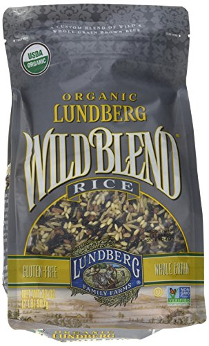 (Lundberg Family Farms Wild Rice Blend, 32 Ounce (Pack of 6))