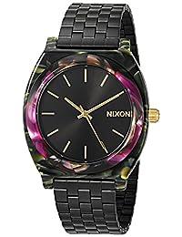 Nixon Women's The Time Teller Acetate X The Smashing Collection Multi/Black