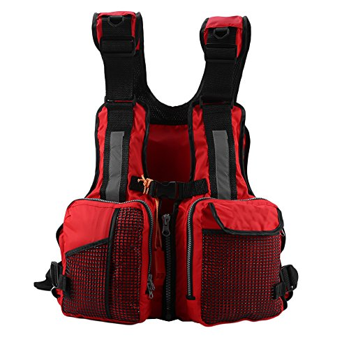 VGEBY Fishing Life Jacket, Comfort Series Angler Vest for sale  Delivered anywhere in USA