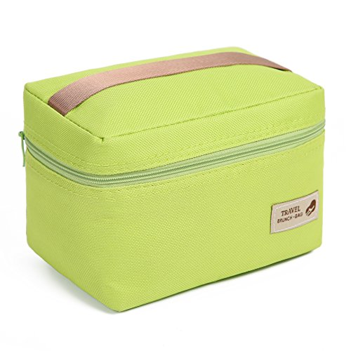Portable Thermal Insulated Cooler Bag Mini Small Snack Bag For Kids Kindergartener School Students