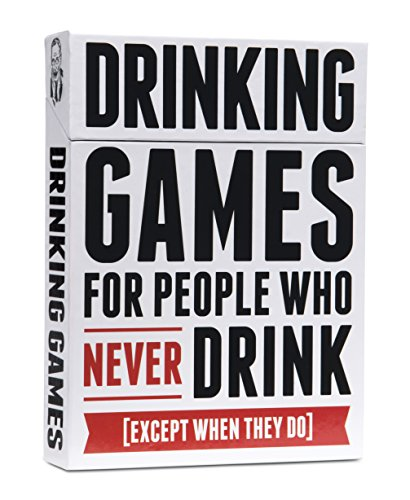 Drinking Games for People Who Never Drink [50 Drinking Games]