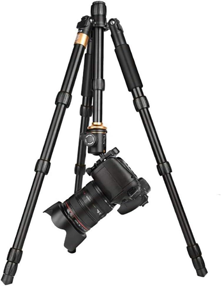 Lightweight Aluminum Tripod Stand for DSLR Digital Video Camera Zhengpin Travel SLR Camera Tripod