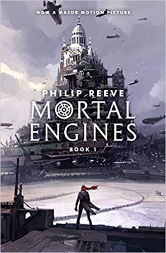 Image result for mortal engines book