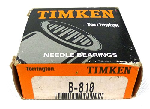 Timken Torrington Bearings (Timken Torrington B-810 Needle Bearing)