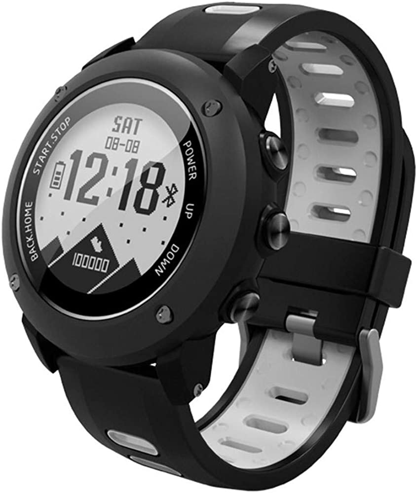 OPALLEY Reloj Digital GPS Running, Estudiante Smartwatch ...