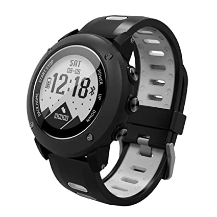 Amazon.com: Fullwei UW90 New Sport Smart Watch for iOS and ...