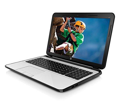HP 15-ac125TU 15 6-inch Laptop (Core i3 5005U/4GB/1TB/DOS/Intel HD Graphics  5500), White Silver