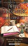 God's Guest List, Debbie Macomber, 1594153590