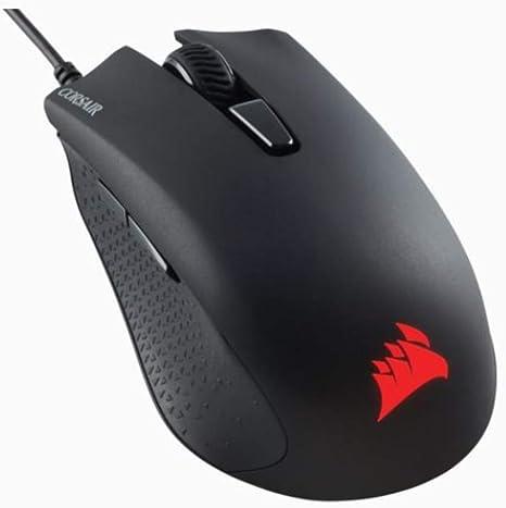 Corsair Harpune Rgb Gaming Maus Leichtes Design Zertifiziert Aufgearbeitet Schwarz Mouse Computers Accessories