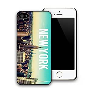 PETREL New York City Plastic Hard Case Cover Skin for iPhone 5/5s iPhone 5 iPhone 5s