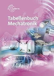 Tabellenbuch Mechatronik: Tabellen - Formeln - Normenanwendungen von Häberle, Heinz O. (2010) Broschiert