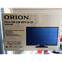 Orion 24 Class LED-LCD 720p 60Hz HDTV, SLED2468W Ultra-Slim 2.28