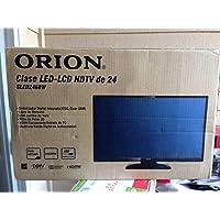 Orion 24 Class LED-LCD 720p 60Hz HDTV, SLED2468W Ultra-Slim 2.28
