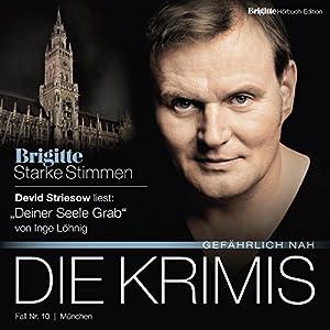 Deiner Seele Grab (Brigitte Edition Krimis - Gefährlich nah) Hörbuch