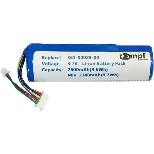 Garmin DC50 TT10 TT15 Tracking Collar Rechargeable Li-ion Battery 361-00029-02