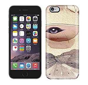Best Power(Tm) HD Colorful Painted Watercolor Secretary Cat Hard Phone Case For Iphone 6 Plus