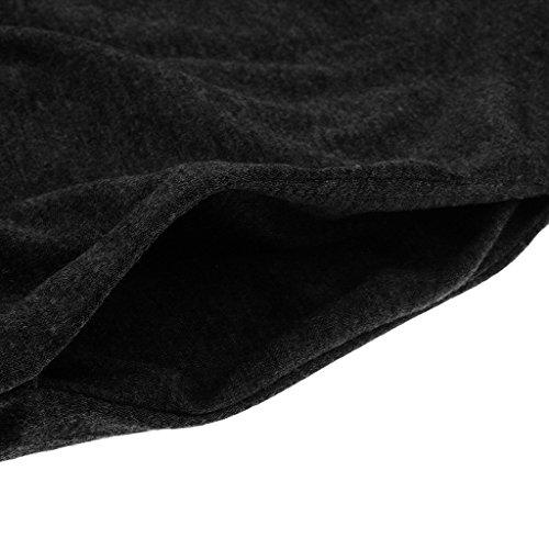 Abierta Casual Playa D Encaje negro Cóctel Pleno Flojo Vestido Vintage 50s Encaje Midi V DOLITY wII107